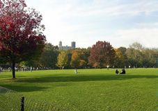 Nyc 2006 de Central Park f Photo stock