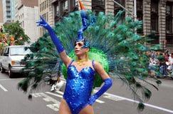 NYC:  2010 Gay Pride Parade Royalty Free Stock Photo