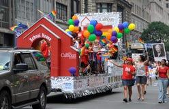 NYC:  2010 Gay Pride Parade Royalty Free Stock Image