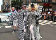 NYC: 2012 Gay Pride Parade Stock Image