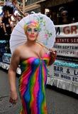 NYC:  2012 Gay Pride Parade Stock Photography