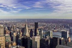 NYC Royalty-vrije Stock Foto