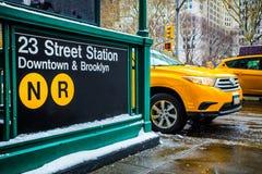 NYC Images libres de droits