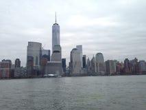 NYC河 库存图片