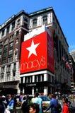 NYC: Almacén grande de Macy Fotos de archivo