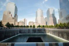 NYC architektury skycrapers Flatiron Zdjęcie Stock