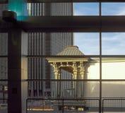 NYC-arkitektur Arkivfoton
