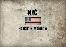 NYC imagem de stock royalty free