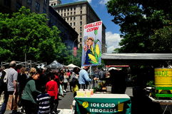 NYC: Broadway Spring Street Festival Stock Images