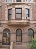 NYC brownstone Royalty Free Stock Photos