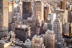 NYC Buildings Royalty Free Stock Image