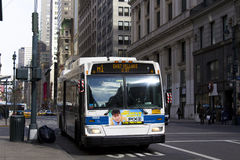 NYC Bus Stock Images