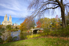 NYC Central Park Royalty Free Stock Photography