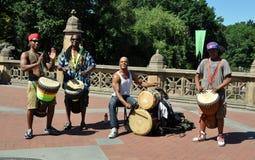 NYC: Central- Parkvertreter stockfotografie