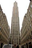 NYC, centre de Rockfeller Images libres de droits
