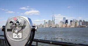 NYC che fa un giro turistico fotografie stock libere da diritti