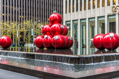 NYC Christmas Royalty Free Stock Photos