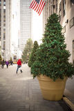 NYC Christmas Royalty Free Stock Photography