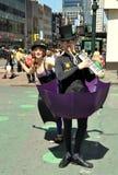 NYC: Cirque du Soleil Executor Fotos de Stock