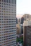 NYC Cityscape Royalty Free Stock Photography