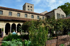 NYC: The Cloisters Museum Royalty Free Stock Image