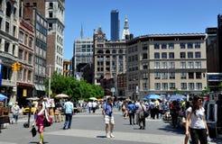 NYC: Cuadrado de la unión Imagen de archivo libre de regalías