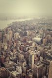 NYC d'en haut Images stock