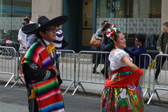 The 2015 NYC Dance Parade 73. Dance Parade New York is an entity of Dance Parade Inc. whose charitable mission is to promote dance as an expressive and unifying Stock Image