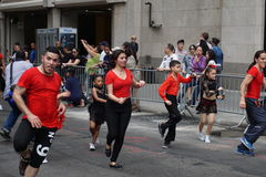 The 2015 NYC Dance Parade Part 2 19 Stock Photos