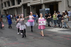 The 2015 NYC Dance Parade Part 2 27 Stock Photos