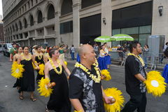 The 2015 NYC Dance Parade Part 2 50 Royalty Free Stock Images