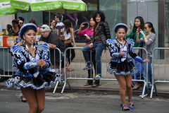 The 2015 NYC Dance Parade Part 2 75 Stock Images