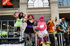 The 2015 NYC Dance Parade Part 2 86 Stock Photography