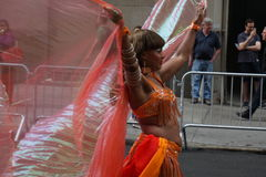 The 2015 NYC Dance Parade Part 2 98 Royalty Free Stock Photos