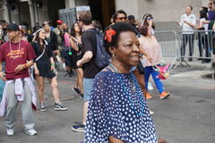 The 2015 NYC Dance Parade Part 3 28 Royalty Free Stock Photos