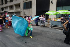 The 2015 NYC Dance Parade Part 3 60 Stock Images