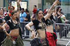 The 2015 NYC Dance Parade Part 3 79 Royalty Free Stock Image