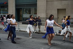 The 2015 NYC Dance Parade Part 3 82 Stock Photo