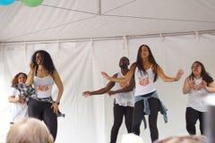 2015 NYC DanceFest część 2 25 Obraz Royalty Free