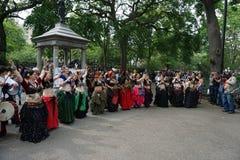 2015 NYC DanceFest część 3 34 Fotografia Royalty Free