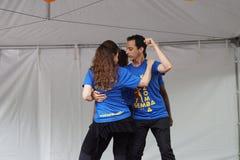 2015 NYC DanceFest część 4 41 Obraz Stock