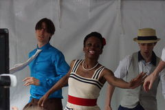 2015 NYC DanceFest część 4 49 Fotografia Royalty Free
