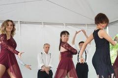 2015 NYC DanceFest część 4 94 Zdjęcie Royalty Free