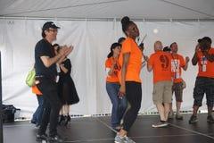 2015 NYC DanceFest część 4 107 Zdjęcie Royalty Free