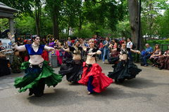 The 2015 NYC DanceFest Part 2 21 Royalty Free Stock Photography