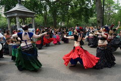 The 2015 NYC DanceFest Part 2 36 Royalty Free Stock Photography