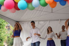 The 2015 NYC DanceFest Part 3 40 Royalty Free Stock Photo