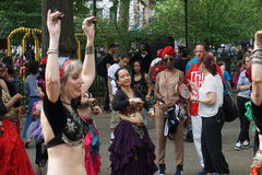 The 2015 NYC DanceFest 13 Stock Photography