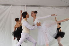 The 2015 NYC DanceFest 31 Royalty Free Stock Photo