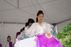 The 2015 NYC DanceFest 72 Royalty Free Stock Images